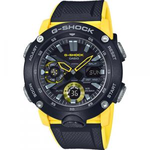 Orologio uomo Casio G-SHOCK GA-2000-1A9ER, vendita on line | OROLOGERIA BRUNI Imperia