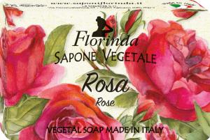 Florinda Sapone Vegetale alla Rosa 50gr