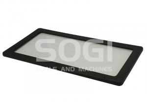 Finestra completa di ricambio SOGI FIN-S-100 per sabbiatrice SOGI S-85 S-100 S-120