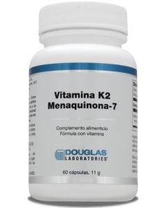 Douglas Vitamina K2 Menaquinona-7 60 Vcaps