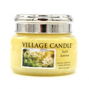 Candela Village Candle Sunlit Jasmine 50 ore