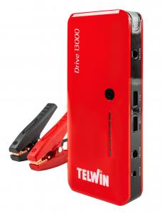 Avviatore Starter portatile Telwin DRIVE 13000 12V  - 829566