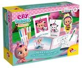 CRY Babies - Crea e Colora con pennarelli profumati