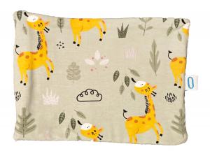 Giraffe - Paracollo in cotone e pile