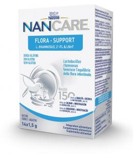NANCARE Flora-support 14 bustine