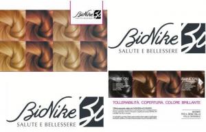 Bionike tinte per capelli Shine on, Trattamento colore capelli
