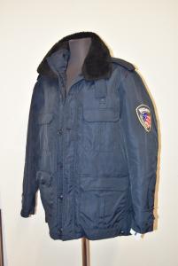 Vest Man Blauer Blue Original Sizexl