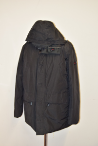 Vest Man Black Imitation Peuterey Size .xl