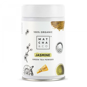 Matcha & Co Jasmine Organic Green Tea Powder 70g