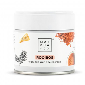 Matcha & Co Rooibos Organic Tea Powder 30g