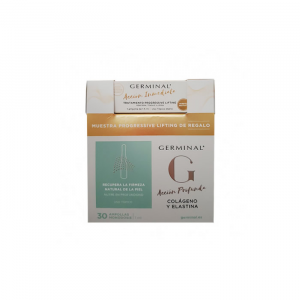 Germinal Deep Action Collagen And Elastin 30 Ampoules Set 2 Pezzi