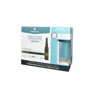 Endocare Radiance C Oil Free 30 Ampoules Set 2 Pezzi