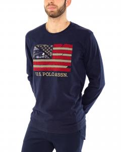 U.S. POLO ASSN MAGLIA APPLICAZIONE U.S.A.