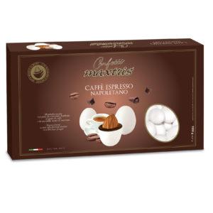 Confetti Maxtris Ciocomandorla Caffè Espresso Napoletano