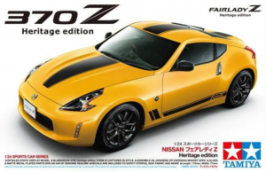 370Z Heritage Edition