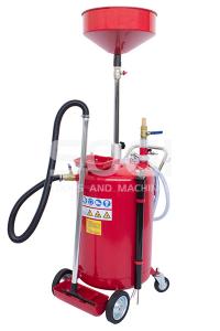 Pompa aspiratore per il recupero olio esausto SOGI REC-90P