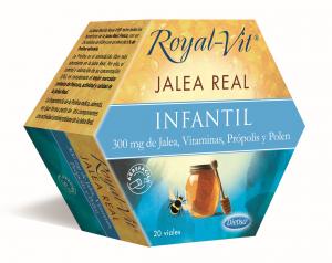 Dietisa Royal Vit Infantil Defensas 20 Viales
