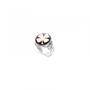 Anello Nemoris gioielli collezione fortuna
