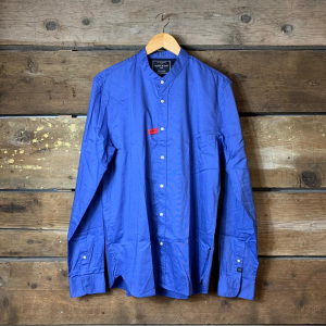 Camicia Scotch & Soda Regular Fit Bluette