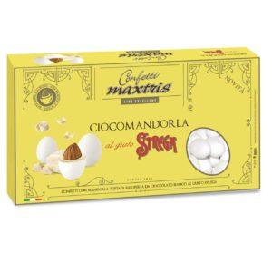 Confetti Maxtris Ciocomandorla gusto Strega