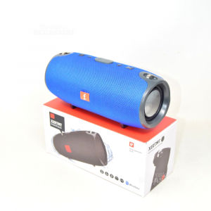 Cassa Bluetooth Xertmt Design Award 2015 Winner NUOVA Colore Blu