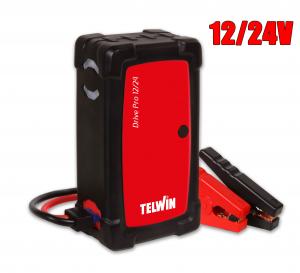 Avviatore Starter portatile Telwin Drive Pro 12/24 - 82953