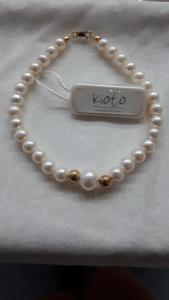 Bracciale di perle  Kioto