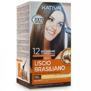 KATIVA - Kit Liscio Brasiliano