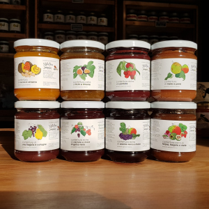 8 confetture Apicoltura Sumano - 2842 gr