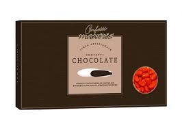 Confetti Maxtris Chocolate Linea Artigianale Rossi