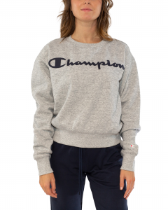CHAMPION FELPA GIROCOLLO BIG LOGO