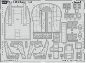 S-2E Interior