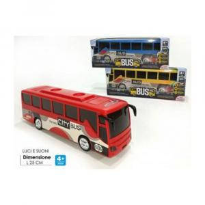General Trade Autobus Con Luci e Suoni Giocattoli
