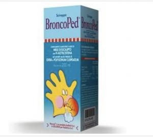 Broncoped Sciroppo Mucolitico 200 ml