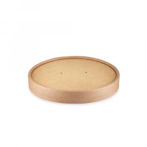 Coperchio per zuppiera in cartoncino BIO AVANA - 600ml
