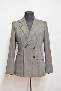 Jacket Woman Butx& Co.brown Size 42