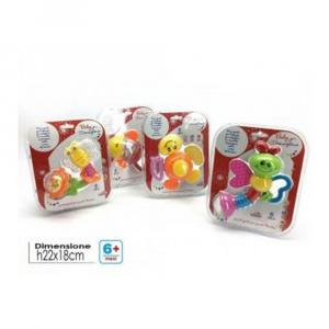 General Trade Baby Sonaglio Neonato Giocattolo Colori Assortiti