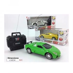 General Trade Auto Con Turbo 100 Radiolina con Comando 4 Funzioni Colori Assortiti