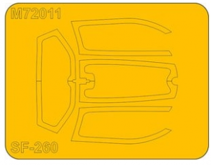 SIAI-Marchetti SF-260M/AM/W Mask