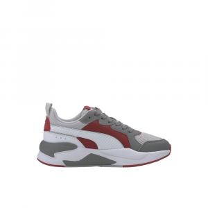 Puma X-Ray Red Gray Junior
