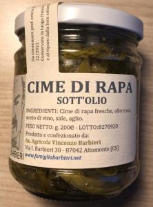 CIME DI RAPA SOTT'OLIO