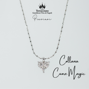 Collana Cuore Magic