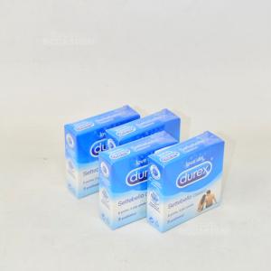 Hardxsettebello Classic 4x3 Condoms New