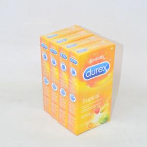 Hardxtropical 4x6 Condoms New