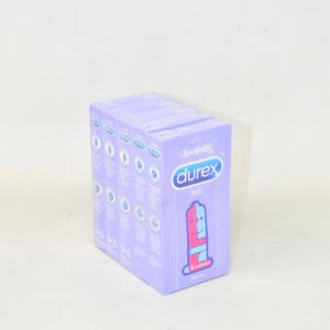 HardxTVB 5x6 Condoms New
