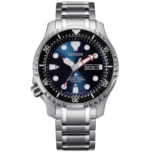 Citizen Diver's Automatic 200 mt - Super Titanio, Blu