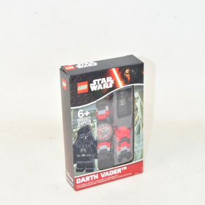 Orologio Watch Lego Star Wars Darth Vader Nuovo