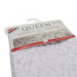 Tovaglia queen grigia 140x180