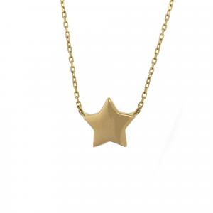 Collana Stella Oro18kt