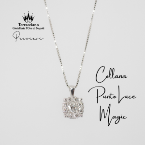 Collana Magic Punto Luce 1.10